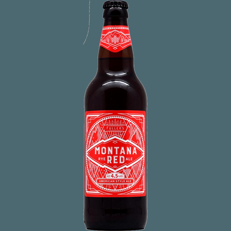 """Пиво """"Fuller`s"""" Montana Red, 0.5 л."""