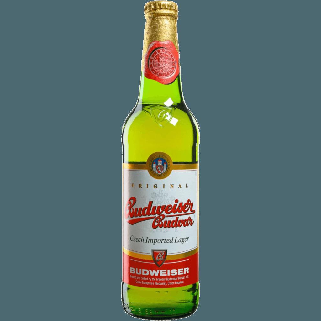 "Пиво ""Budweiser"" Budvar, 0.5 л."
