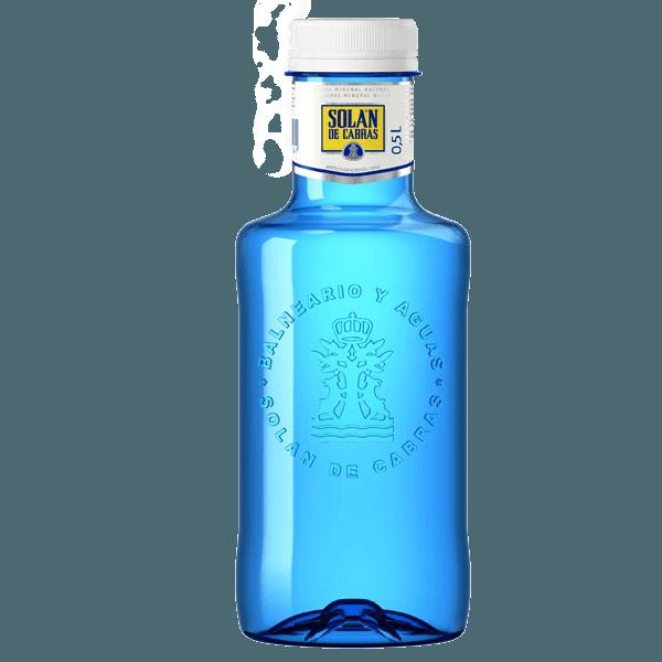 Solan de Cabras Still, минеральная негазированная вода, 0.5 л.