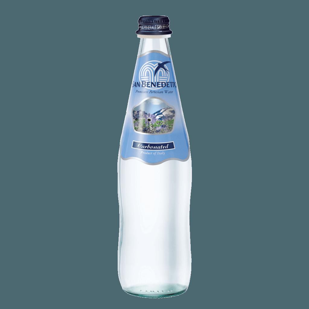 San Benedetto, минеральная газированная вода, 0.5 л.