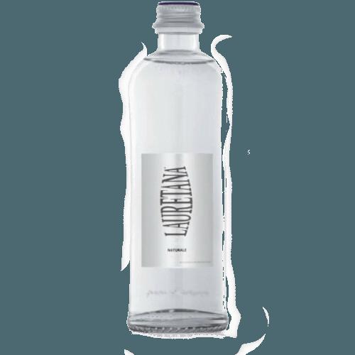 Lauretana, минеральная газированная вода, 0.33 л.