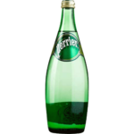 Perrier, вода газированная, 0.75 л.