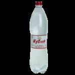 Кубай, минеральная газированная вода, 1.5 л.