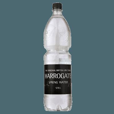 Harrogate, минеральная негазированная вода, 1.5 л.