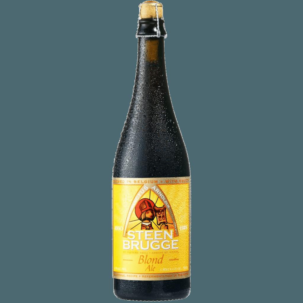 "Пиво ""Steenbrugge"" Blond, 0.75 л. (6.5%)"