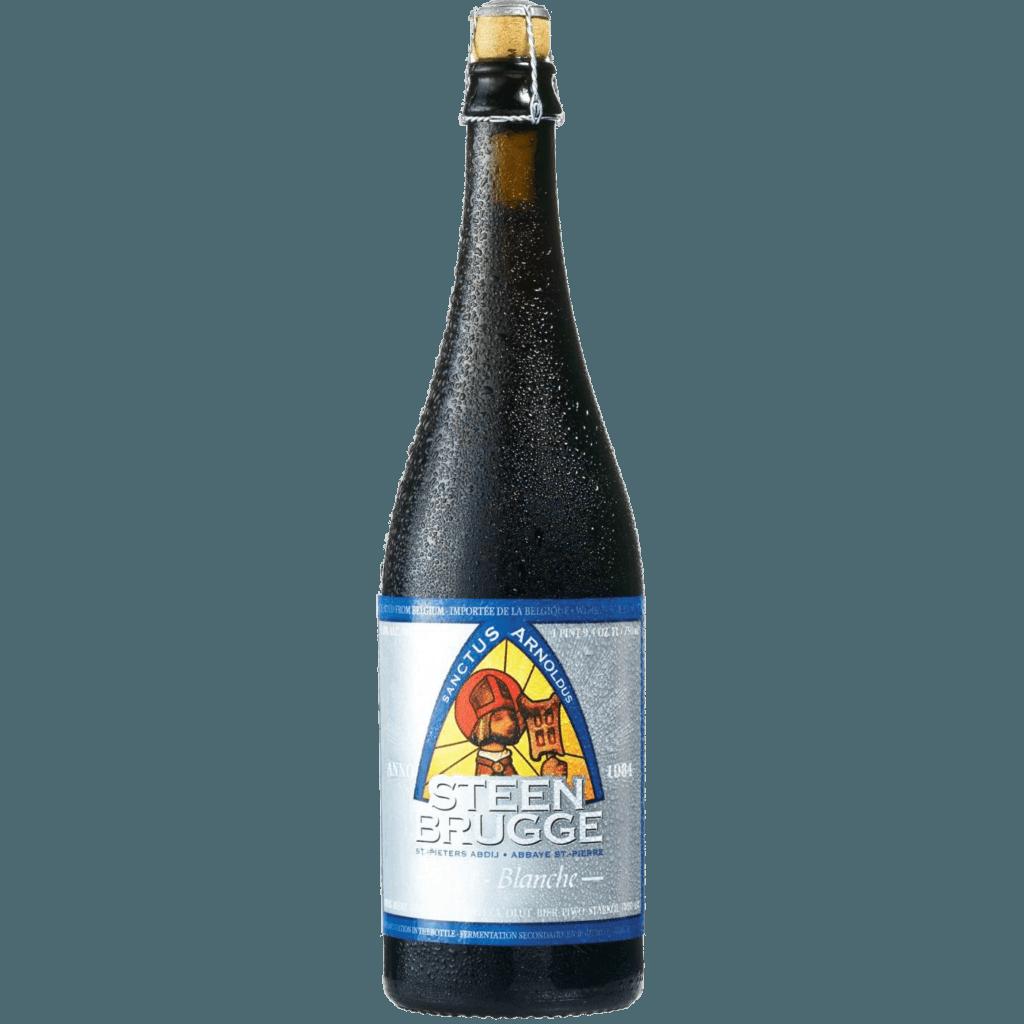 "Пиво ""Steenbrugge"" Wit-Blanche, 0.75 л. (5.0%)"