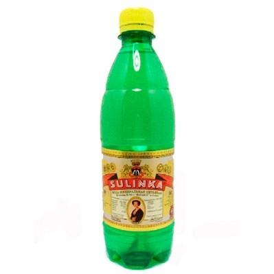 Сулинка, минерально-лечебная вода, 0.5 л.