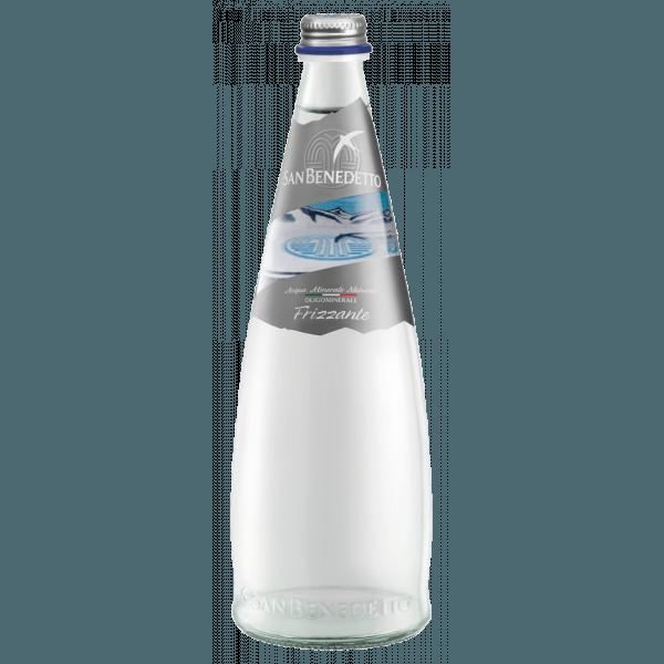 San Benedetto, минеральная газированная вода, 0.75 л.