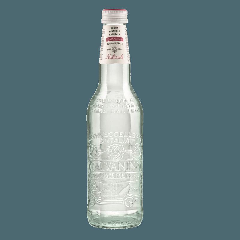 """Galvanina """"CENTURY"""", минеральная вода без газа, 0.355 л."""
