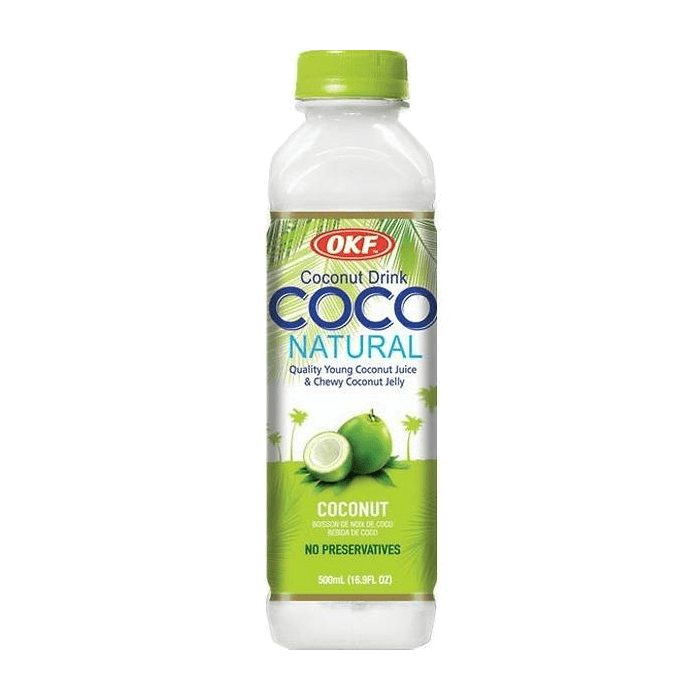 Кокосовый Напиток СОСО OKF Оригинальный 500 мл
