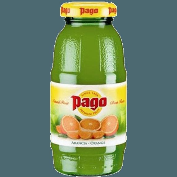"""PAGO"", апельсиновый сок, 0.2 л."
