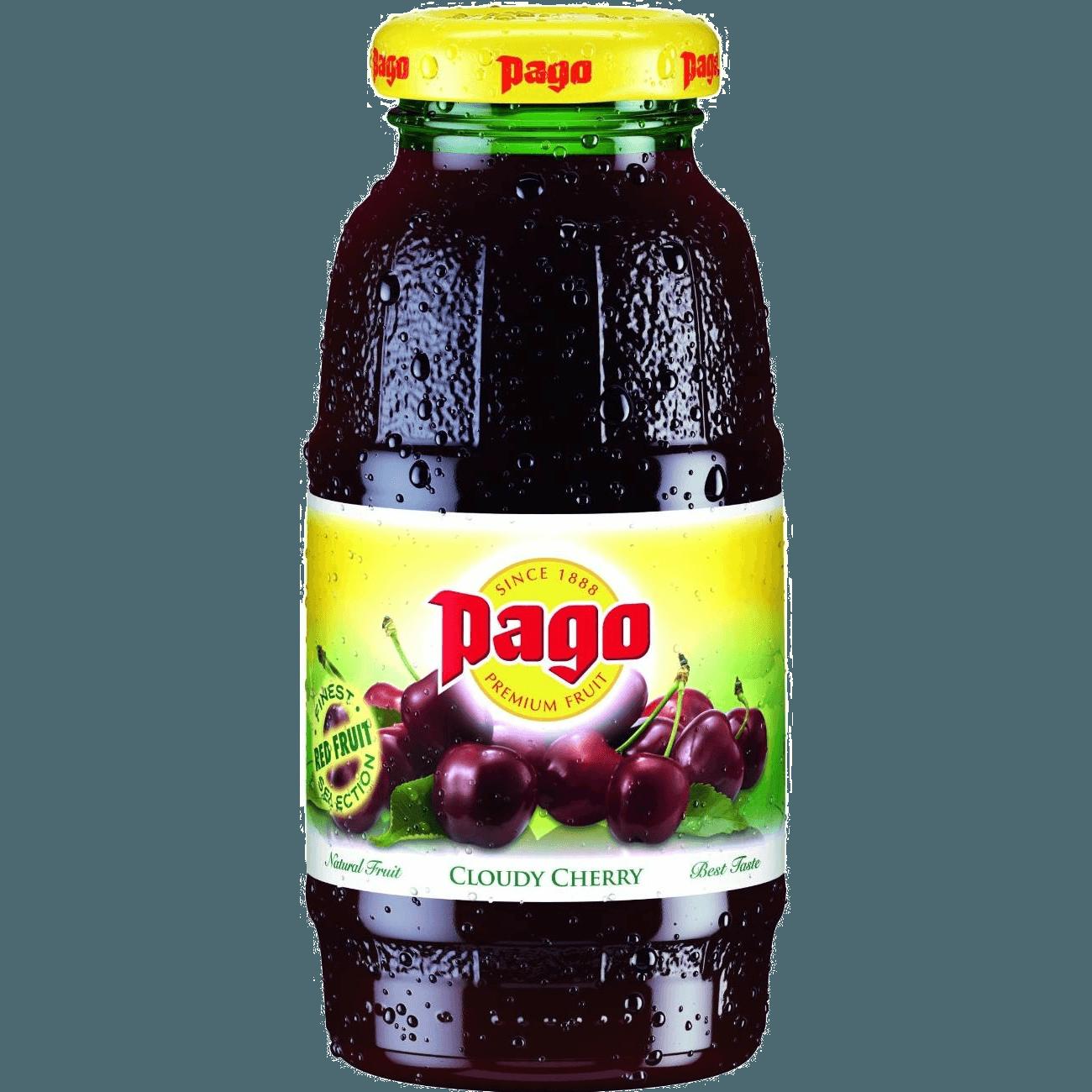 """PAGO"", вишня нектар, 0.2 л."