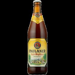 """Пиво Пауланер """"Дункель"""", 0.5 л., темное (5,3%)"""