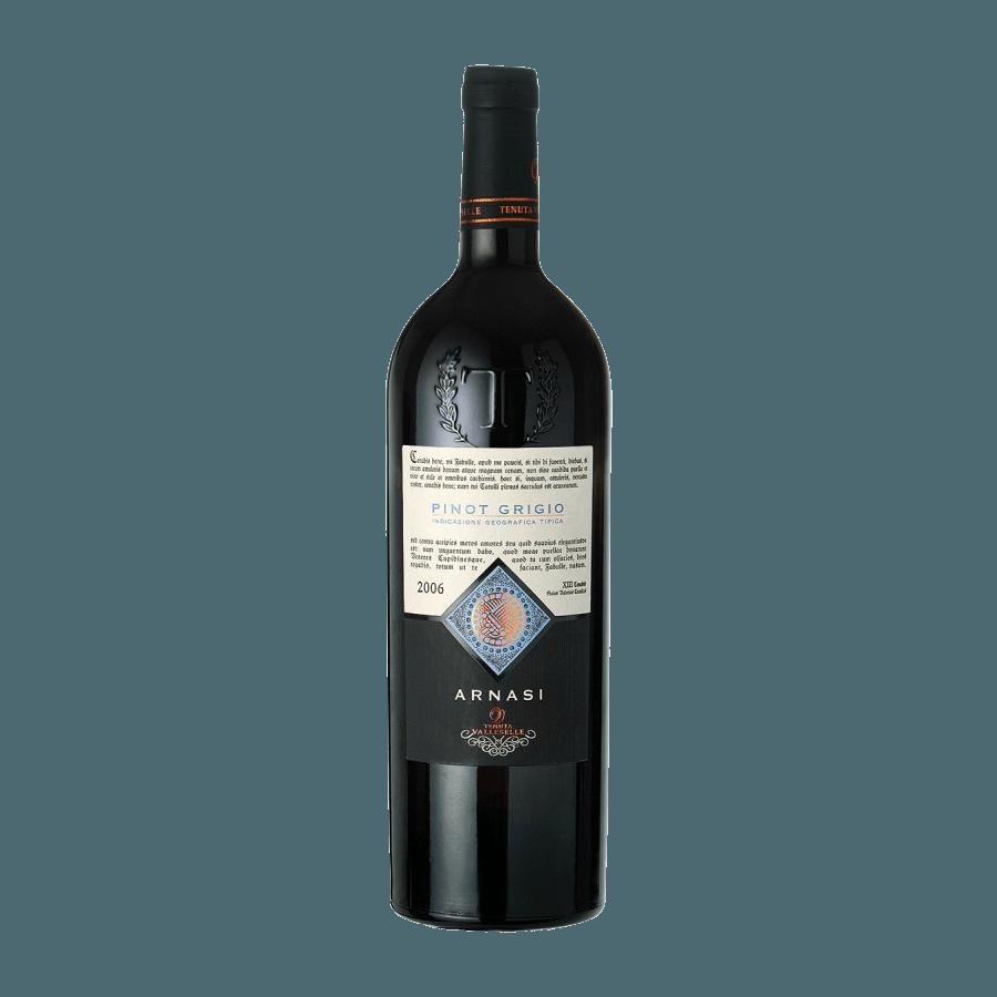 Вино Valleselle Pinot Grigio Delle Venezie Arnasi (белое, сухое) 0,75л