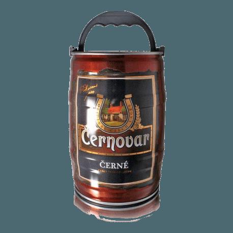 """Пиво """"Черновар"""", темное (алк 4,5%), 5 литров"""