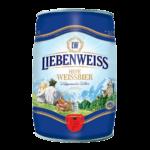 """Пиво """"Либенвайс Хефе Вейссбир"""", алк 5.5%"""