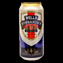 """Пиво эль """"Bombardier"""", 0.5 л. (5,2%)"""