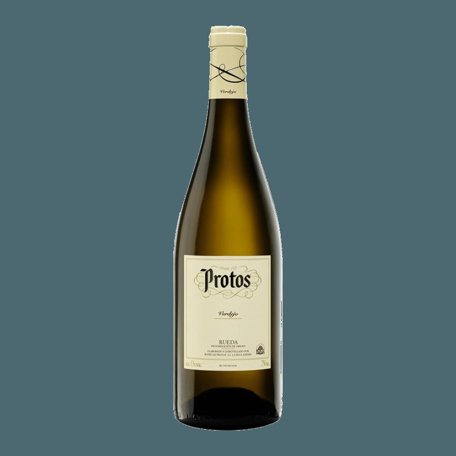 Вино Protos Verdejo Rueda DO (белое, сухое) 0,75 л (ew)