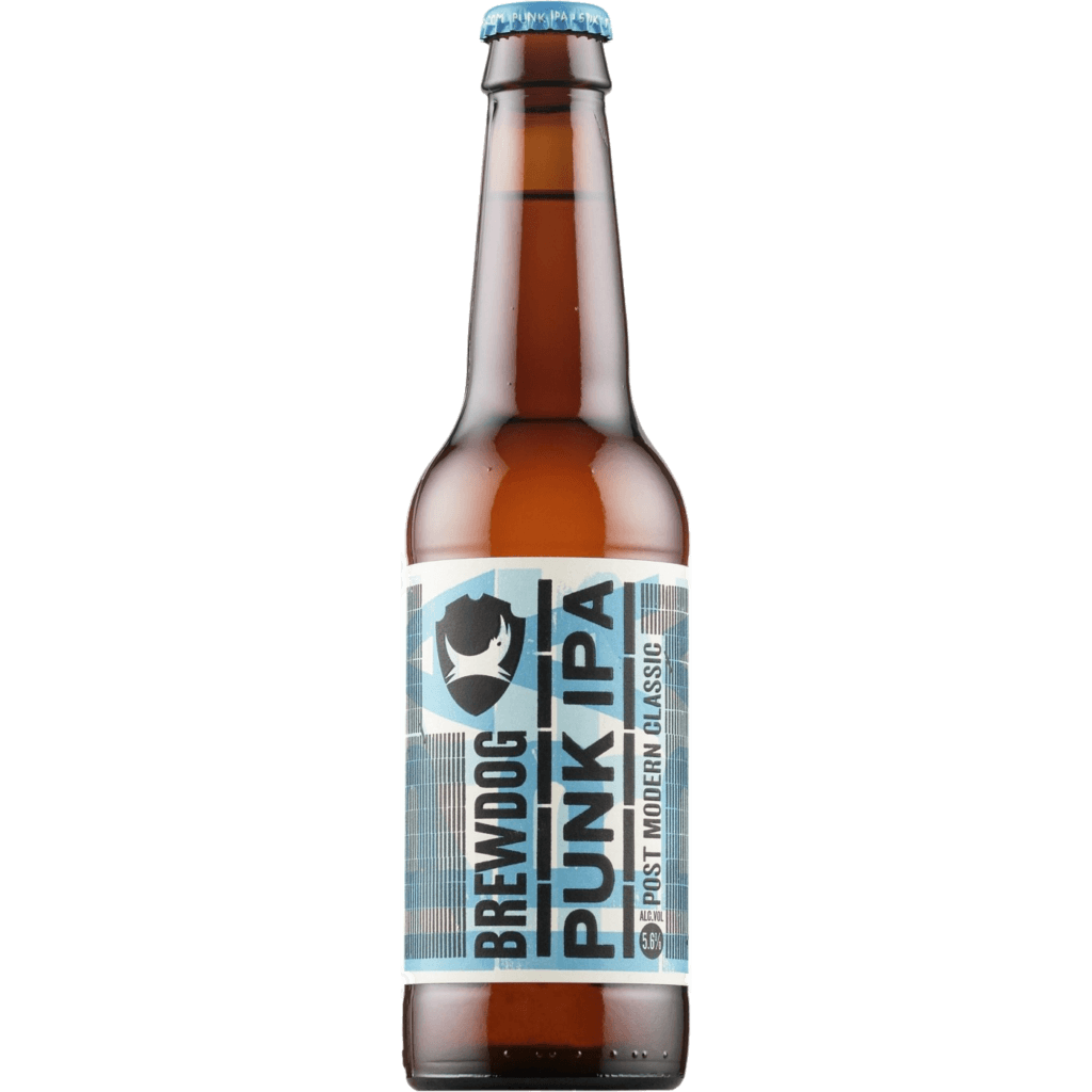 """Крафтовое пиво BrewDog """"Punk IPA"""", 0.33 л."""