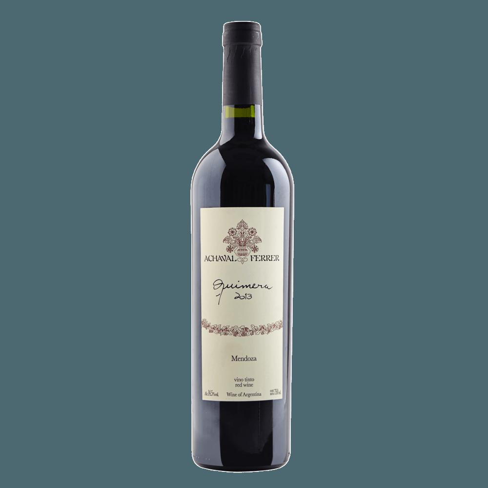 Вино Quimera (красное, сухое), 0.75 л., 2014 г (S)