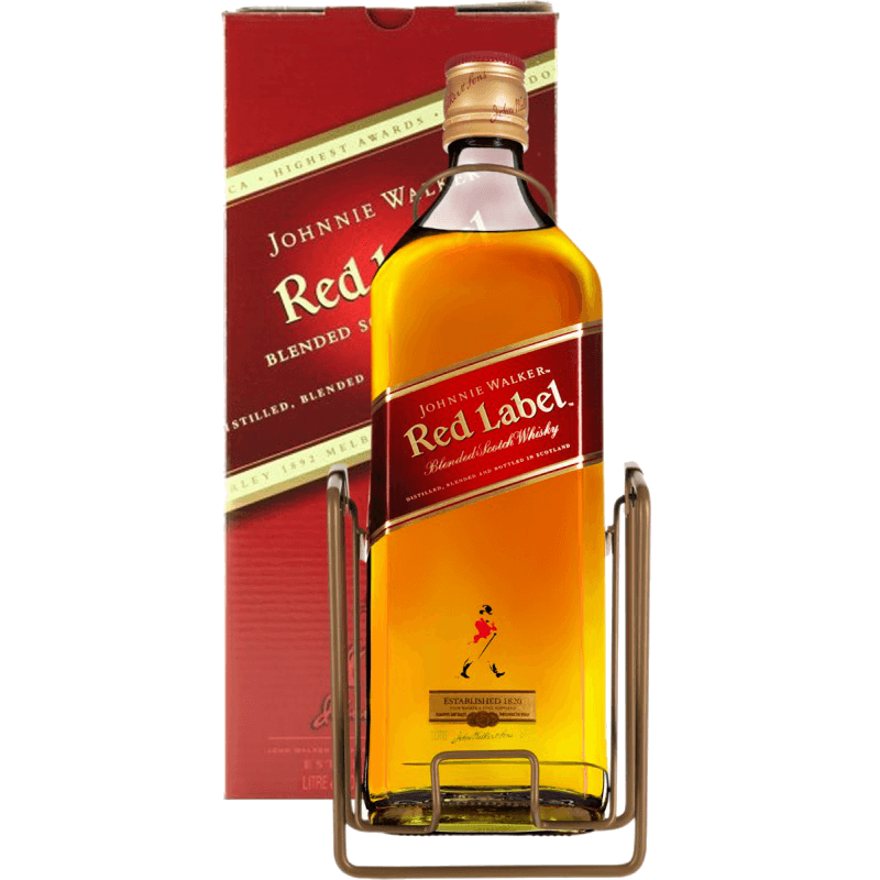 Виски Johnnie Walker Red Label, 3 л.