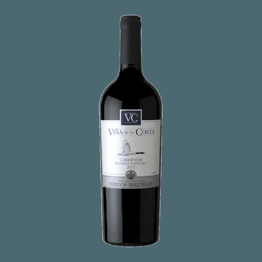 Вино Viña de la Costa Reserva Especial Carménère (красное, сухое) 0,75 л