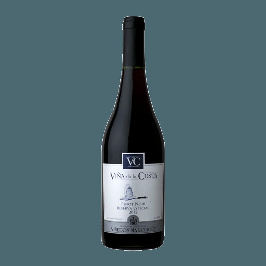 Вино Viña de la Costa Pinot Noir Reserva Especial (красное, сухое) 0,75 л