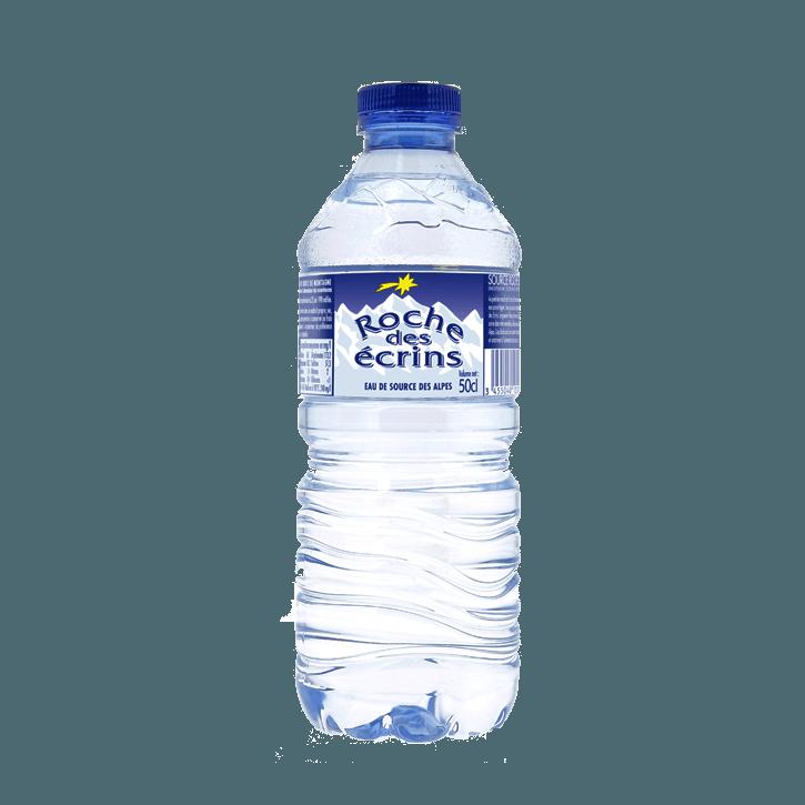 """Природная минеральная вода """"Roche des Ecrins"""" (негазированная), 0.5 л."""