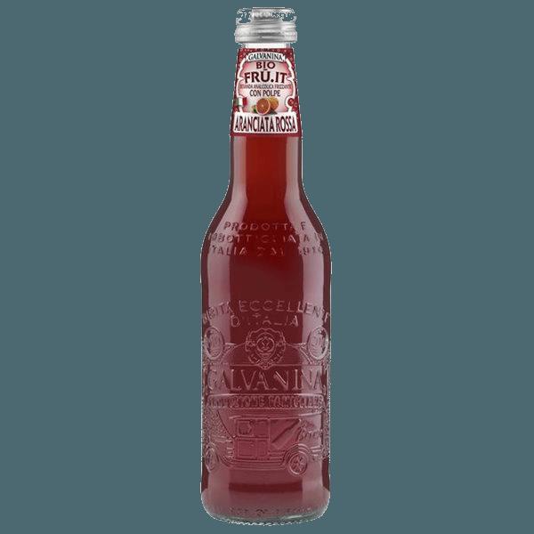 "Лимонад Galvanina BIO ""Arancata rossa"", 0.35 л."