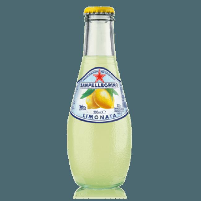 "S.Pellegrino ""Lemonata"", сокосодержащий напиток, 0.2 л."