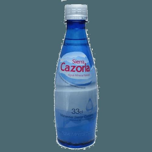 Sierra Cazorla, негазированная минеральная вода, 0.33 л.