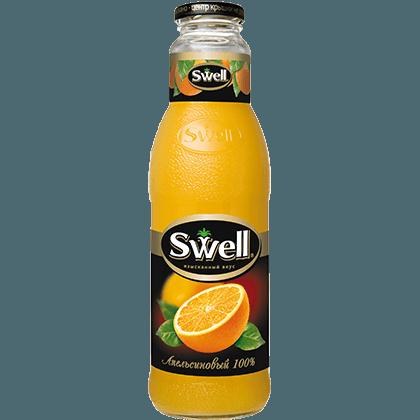 Swell Сок апельсиновый 0,75 л