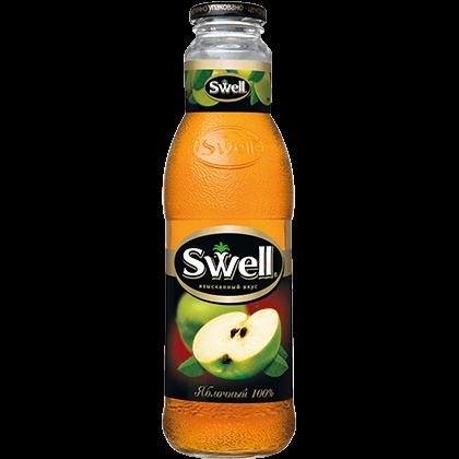 Swell Сок яблочный 0,75 л