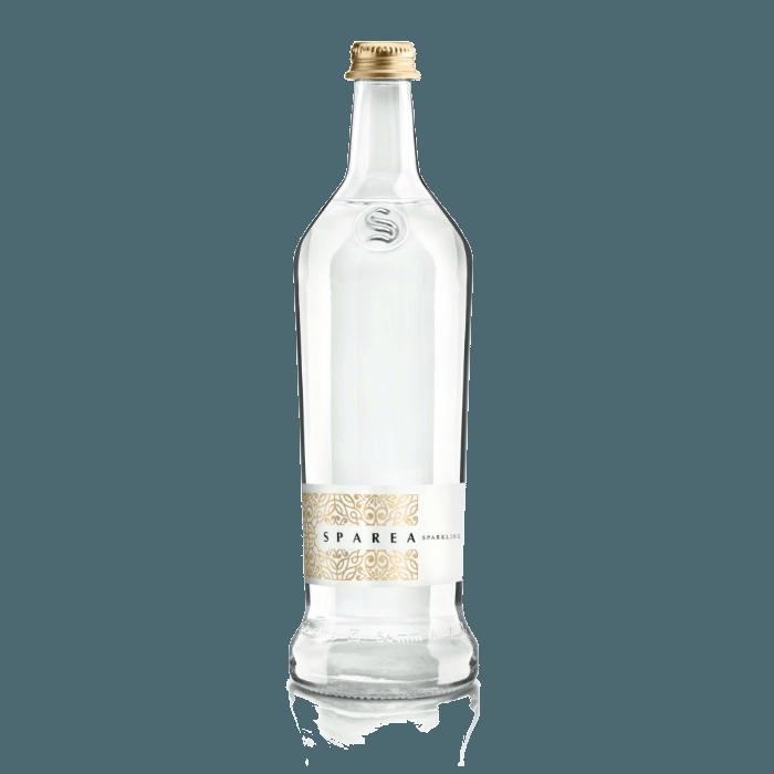 Sparea, вода газированная, 0.75 л.
