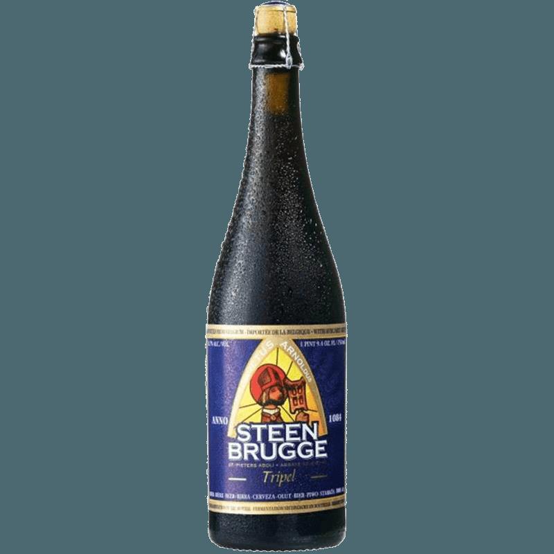 """Пиво """"Steenbrugge"""" Tripel Ale, 0.75 л. (8.7%)"""