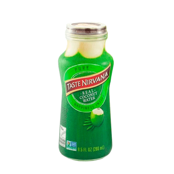 Taste Nirvana 100% натуральный сок кокоса без мякоти 280 мл