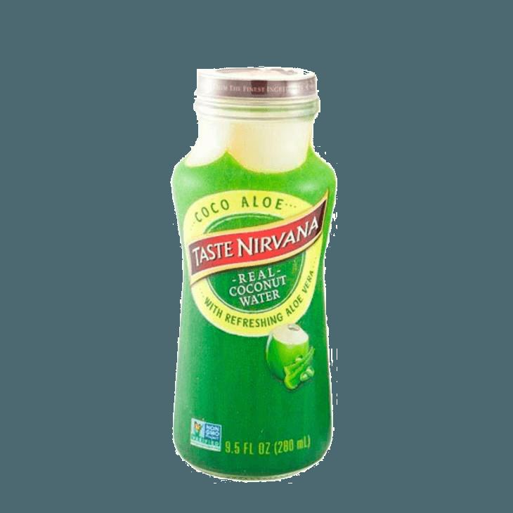 Taste Nirvana 100% натуральный сок кокоса с алоэ-вера 280 мл