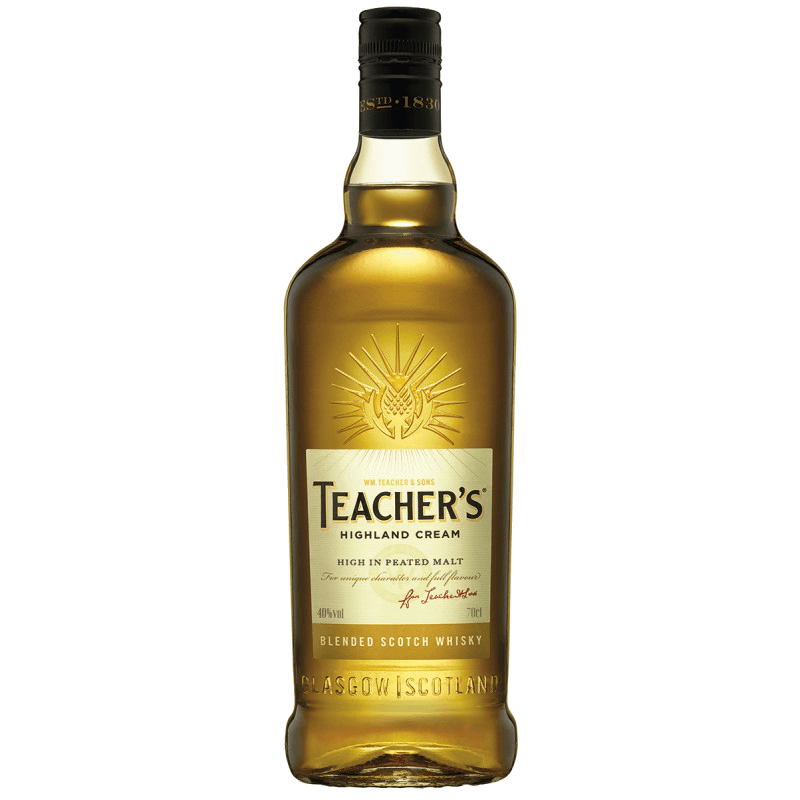 Виски Teacher's Highland Cream, 0.7 л.