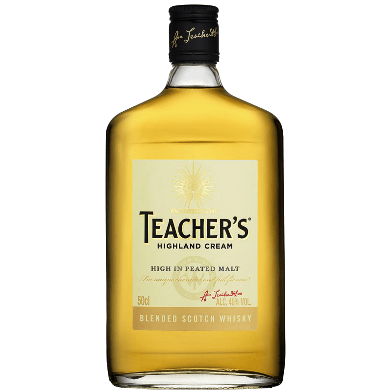 Виски Teacher's Highland Cream, 0.5 л.