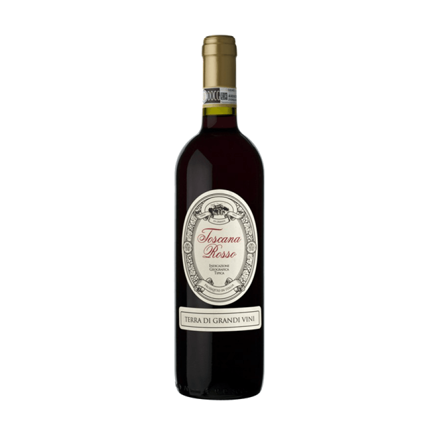 Вино Terra Di Grandi Vini Toscana Rosso IGT (красное, сухое) 0,75 л