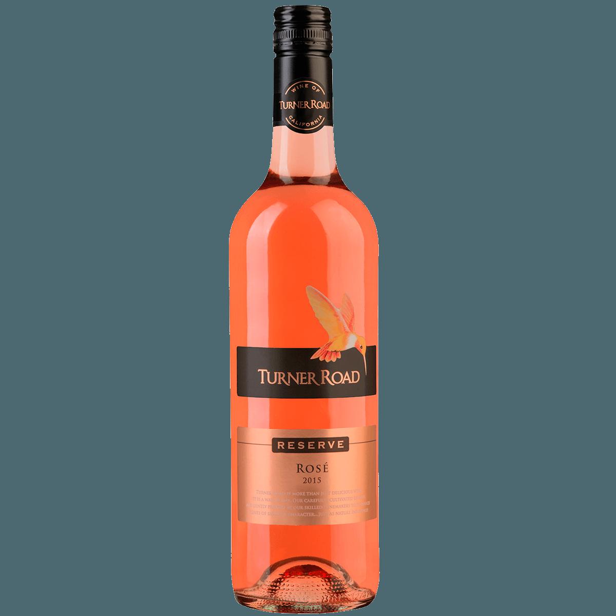 Вино Turner Road Reserve Rosé (полусухое), 0.75 л.