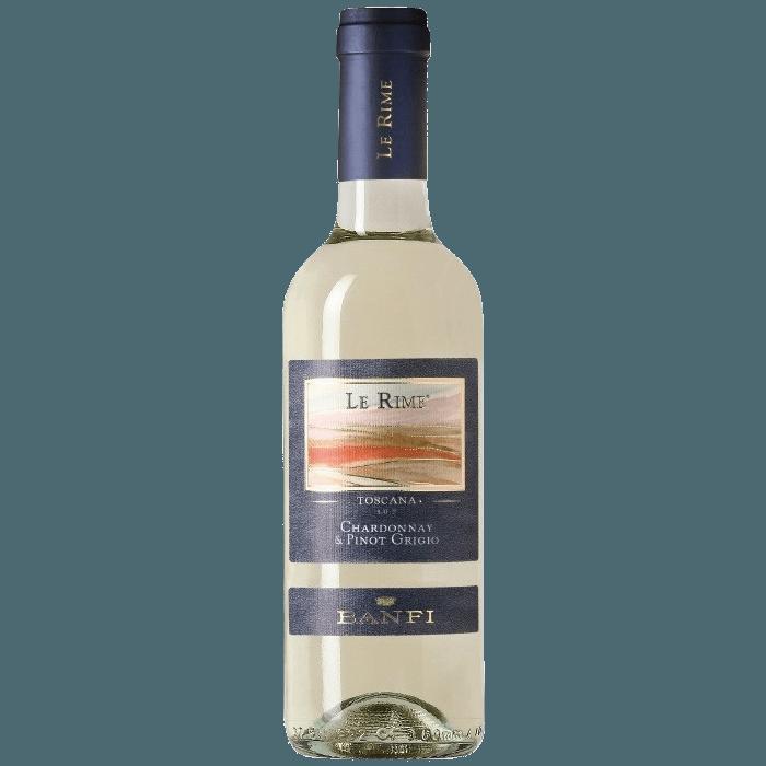 Вино Le Rime (белое, сухое), 0.375 л., 2017 г. (S)