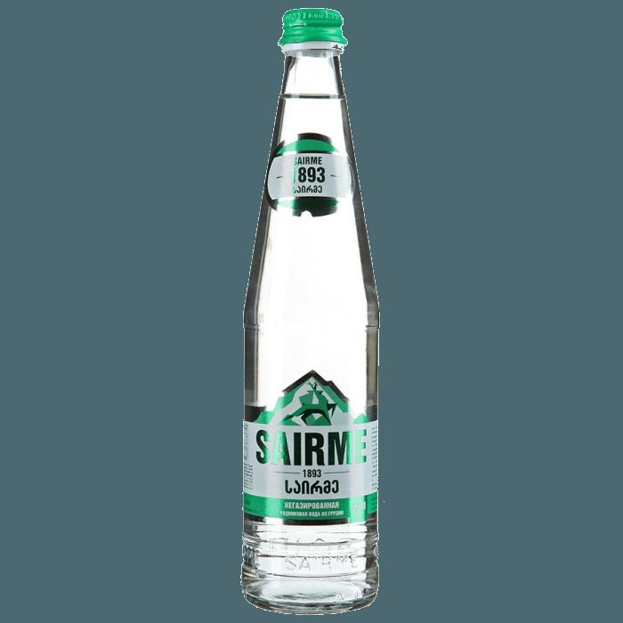 Саирме, минеральная негазированная вода, 0.5 л.