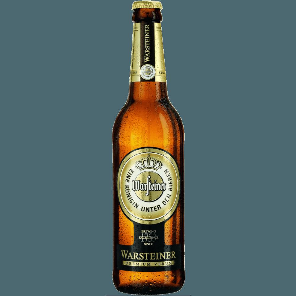 """Пиво """"Warsteiner"""", 0.5 л. (4.8%)"""