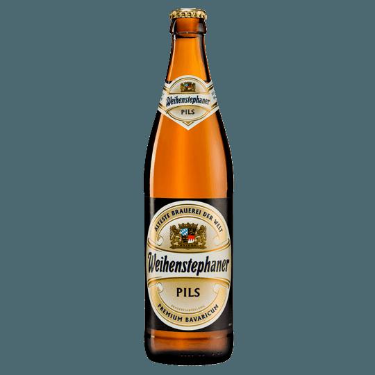 "Пиво ""Weihenstephan"" Pils, 0.5 л. (5,1%)"