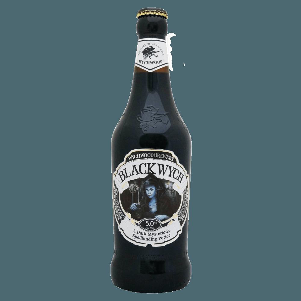 "Пиво ""Вичвуд"" Блэк Вич, тёмное, 0.5 л. (5%)"