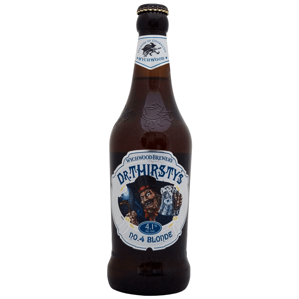 """Пиво """"Вичвуд"""" Др. Фести'с, светлое, 0.5 л. (4.1%)"""
