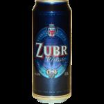 """""""Zubr Classic"""" пиво, 0.5л., алк. 4.1%"""