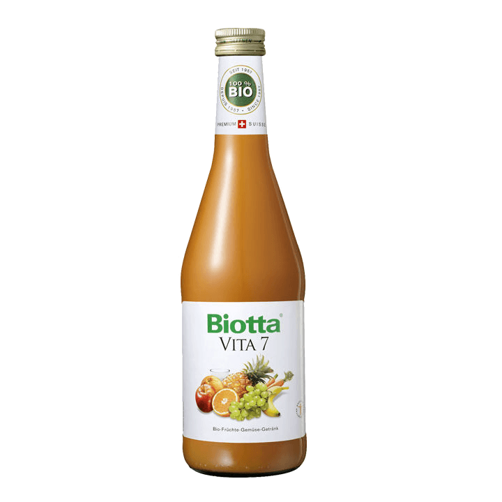 """BIOTTA, сок из овощей и фруктов """"БИО Вита 7"""", 0.5 л."""