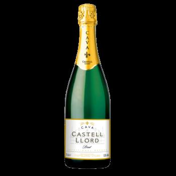 Игристое вино Cava Castell Llord, 0.75 л. (s)